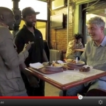 "Watch As Omar From ""The Wire"" Runs Into Rival Gang Member With Bourdain [Video]"