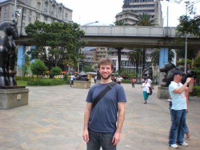 Colombia Trip: Day Five (Medellin)