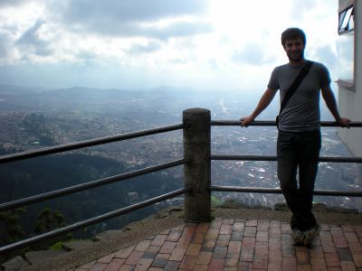 Colombia Trip: Day One (Part Two)