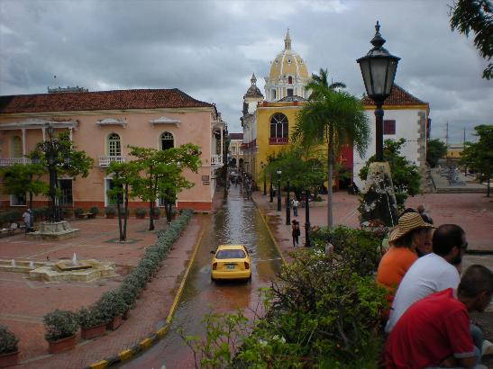 Colombia Trip: Day Nine (Cartagena)
