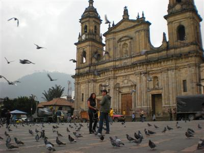 Colombia Trip: Day Three (Part One)