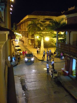 Cartagena Nights