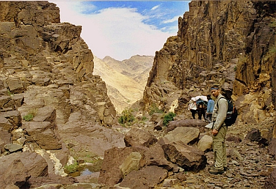 How About Trekking 2,500 Meter Mountains In Morocco For X Mas?