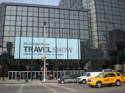 NYT Travel Show: Post 2 (ComicCon v. The Civilized World)