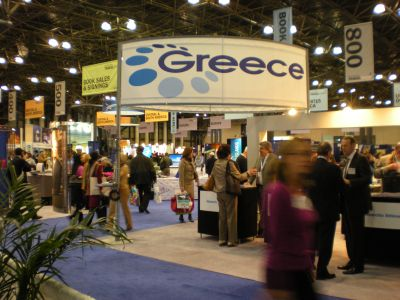 2010 NYT Travel Show: Like Woodstock, But With Carpeting