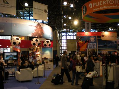 NYT Travel Show: Post 3 (From Frommer To Toucans)