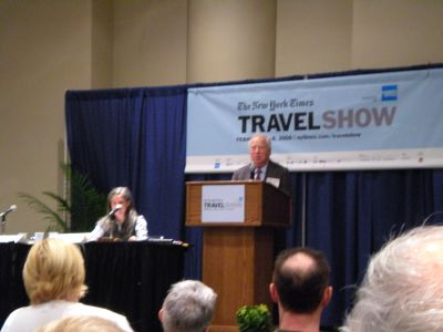 NYT Travel Show: Post 5 (When Worlds Collide: TheExpeditioner.com Meets The Frommers)
