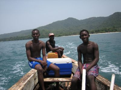 Wonder What Thailand Was Like Pre Tourists? Head To Sierra Leone