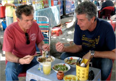 Bourdain On Whats In Store For No Reservations (Maybe Congo?)