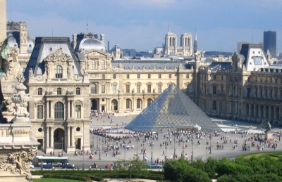 Louvre Is 2008s Most Visited Museum In The World