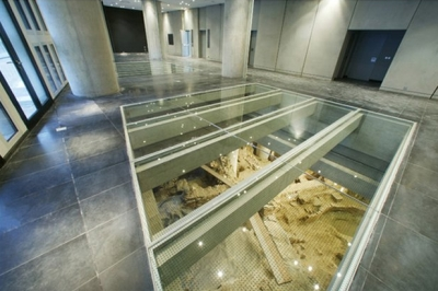 First Look: Images of Athens's New Acropolis Museum