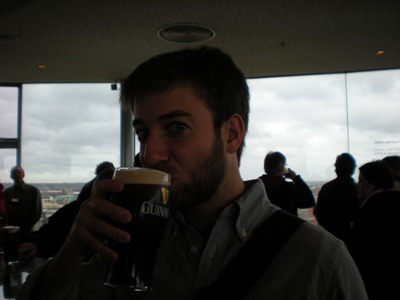 Ireland Trip: Day 2 (Guinness: What Better Way To Celebrate Getting Over Jet lag?)
