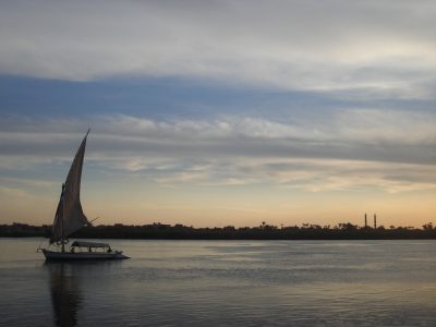 Whats It Like To Cruise Down The Nile On A Felucca?