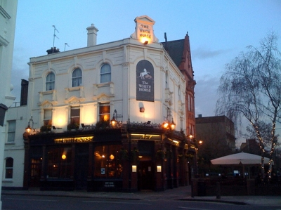 The Top 10 Pubs In London