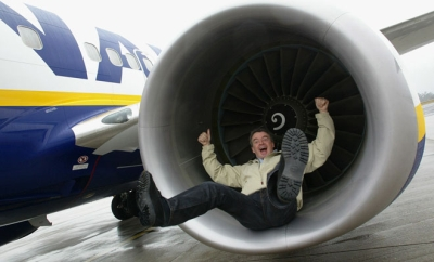 Ryanair To Offer Reserved Seating (Cue The Apocalypse)