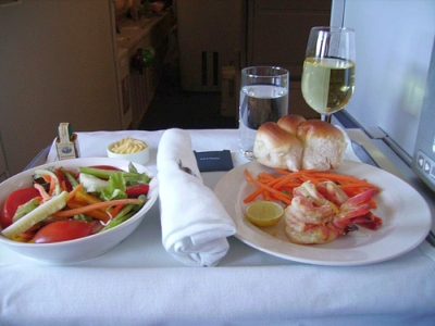 Whos Got The Best Airplane Food? Is There Even Such A Thing?