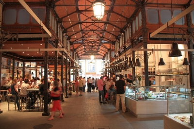 Madrids Must See New Old Market This Summer