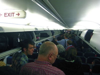Standing Room Only Coming To Ryanair?