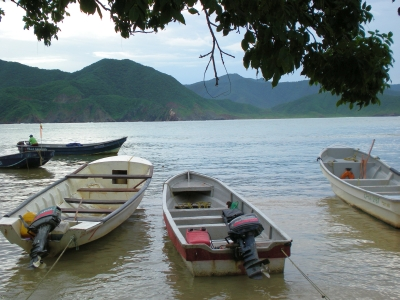 Colombia Trip: Day Nine (Taganga & Snorkeling)