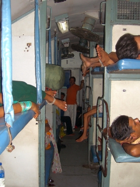 10 Tips For Train Travel In India