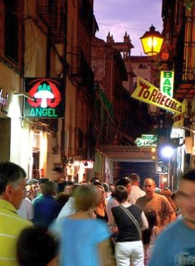 Wheres The Best Place For Tapas In Spain?