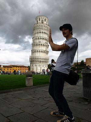 Tower of Pisa Is No Longer The Leaniest