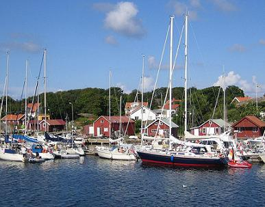 Sweden's First National Marine Park