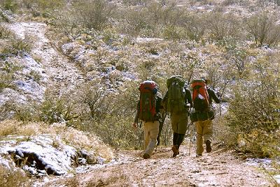 4 Tips To Better Backpacking
