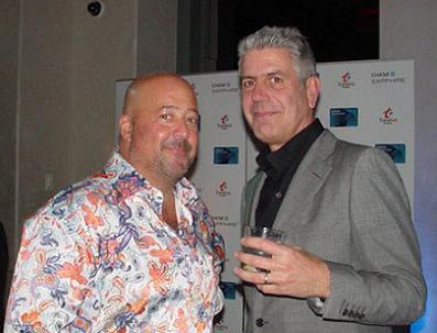Travel Channels Bourdain and Zimmerman Revealed
