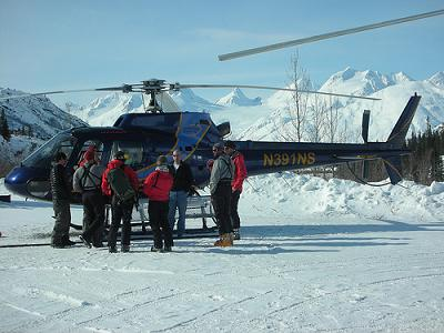 TheExpeditioner Ski Week  Day 4: Heli Skiing