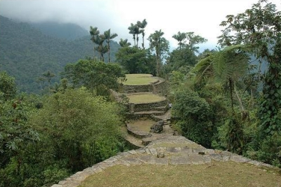Finding Colombias Lost City