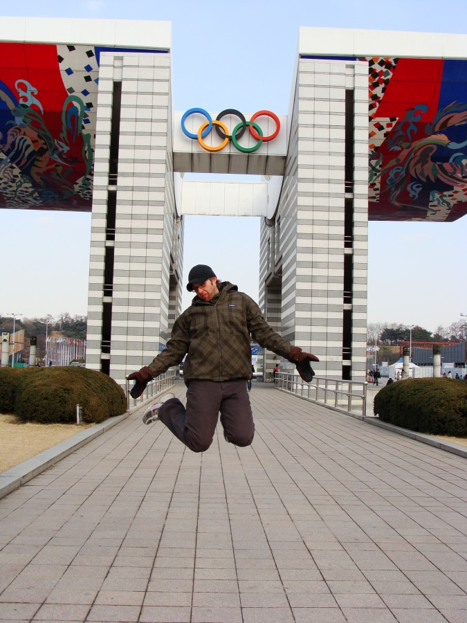 TheExpeditioner.com Is Headed To The 2010 Olympic Games