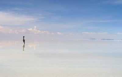 The Weirdness That Is Salar De Uyuni