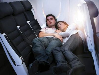 Get To Know That Person Next To You: Sleep With Them