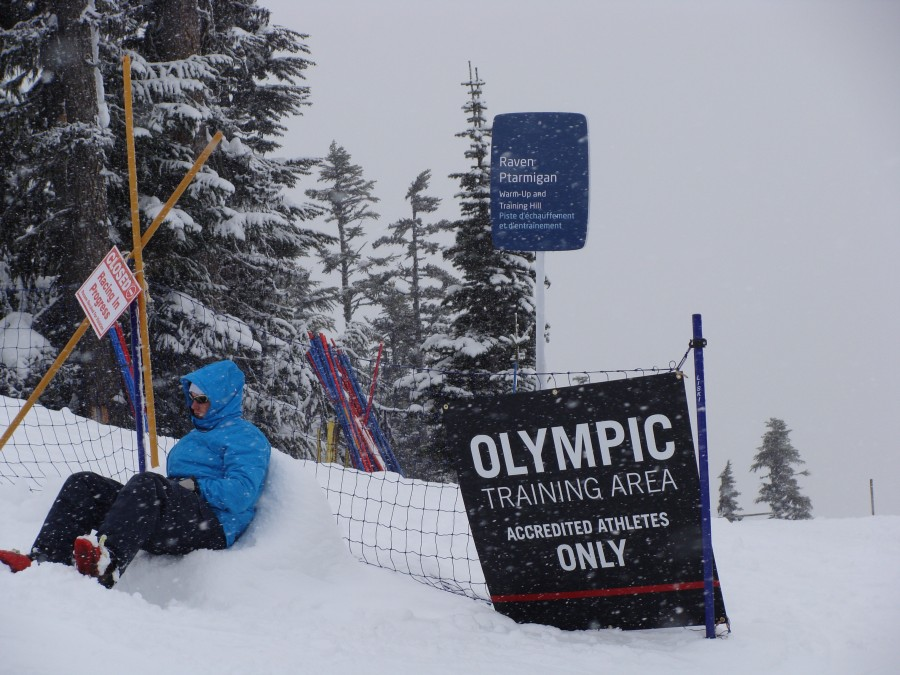 2010 Olympics Day 2: Smitten By Whistler Blackcomb