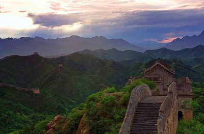 Forget Mountains, How About Hiking The Great Wall?