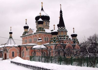 Orthodoxy In An Eccentric Land: The Kiev You Didn't Know