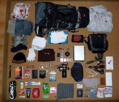 Whats In Your Bag? The Best Pre Packed Bag Pictures