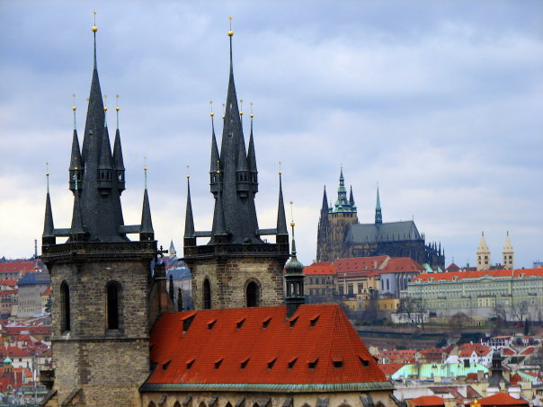 Alive And Well In Prague: A Case Study Of Ex Patriotism