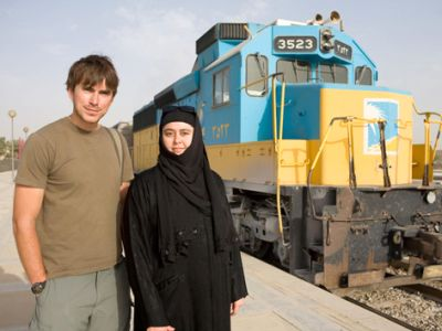 Be Jealous: Simon Reeve On His Job Traveling The World For The BBC