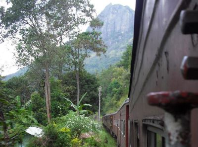 Trainspotting: Sri Lankan-Style
