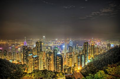 Escaping Hong Kong Within The City