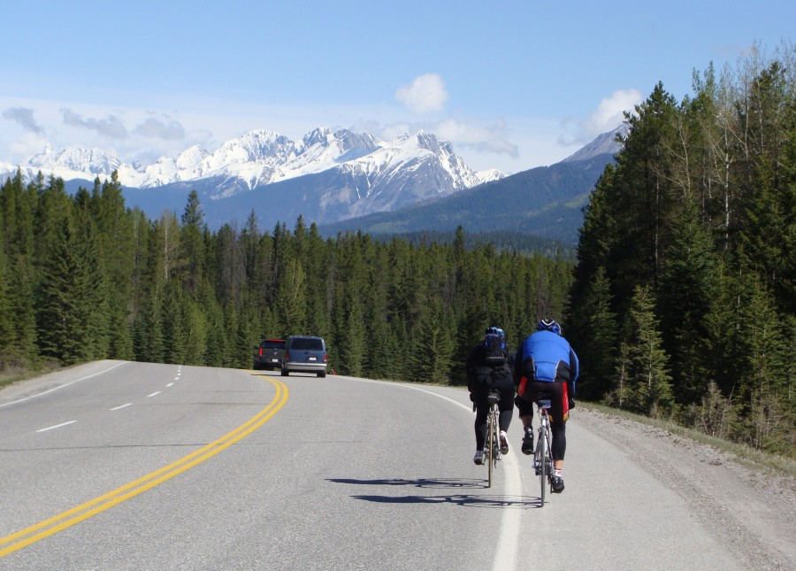 Three Days Pedaling Canada's Golden Triangle And Living To Tell About It