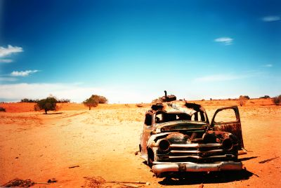 Road Trip: Lonely Planet Style