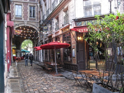 Appreciating A Quieter Paris In August