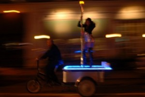 Strippers On Rickshaws: Absolute Brilliance