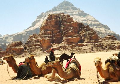 Traveling The Land Of Lawrence Of Arabia