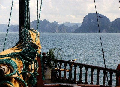 Experiencing The Garden Of Eden That Is Ha Long Bay