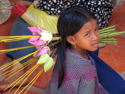 Compassion In Cambodia: A Travelers Dilemna