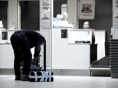 Is The TSA Going To Soon Allow You To Leave Your Shoes On?